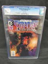 Doctor Strange #v2 #3 (1999) Tony Harris Story CGC 9.8 White Pages C878
