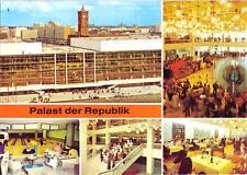 AK, Berlin Mitte, Palast der Republik, fünf Abb., 1978