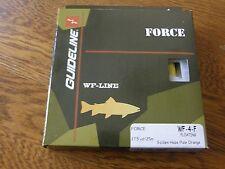 Guideline Force WF-4-F flyline