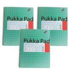 Pukka Pads A4 Metallic Jotta Wirebound Notebook 200 PAGES(JM018)