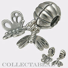Authentic Pandora Silver Friends Forever Butterfly Bead 790531 50% OFF CLEARANCE