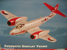 Corgi Gloster Meteor F.8 Royal Netherlands AF Diamonds Four Aerobatic Team 1:72