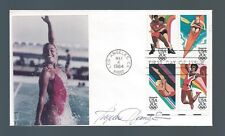 Ingvar Hansson signed cover Olympic Gold Yachting 1976