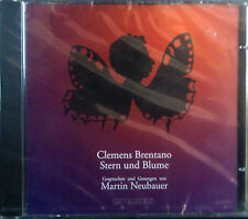 CD Clemens Brentano - Stern and Flower, Neubauer Ovp