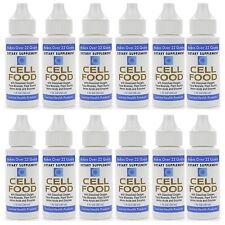 12 pack of Cellfood Original 1 fl.oz Bottle