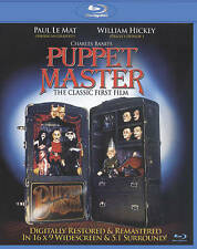 Puppet Master (Blu-ray Disc, 2010)
