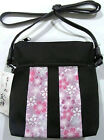 JAPANESE TRADITIONAL KIMONO Fabric Handbag Tote Shoulder Bag Pink Cherry Blossom