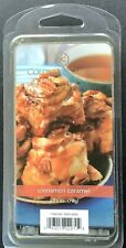 2 COLONIAL CANDLE CINNAMON CARAMEL MELTS 6 Per PACKAGE - 12 Total