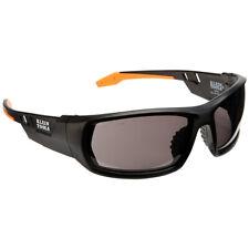 Klein Tools 60164 Gray Lens Full Frame Professional Safety Glasses