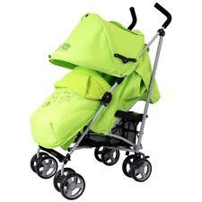 New Baby Stroller Pushchair Buggy With Footmuff Headhugger