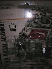 WW11 Micro Armour GHQ 1/285Scale  R43 ZIS Heavy Soviet Built Trucks   NIP
