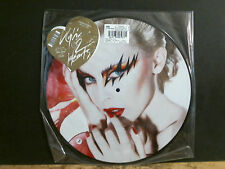 """KYLIE MINOGUE  2 Hearts  12"""" single  PICTURE DISC   Lovely copy!"""