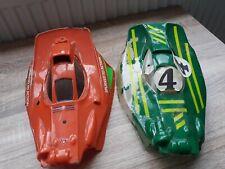 Tamiya Top Force Body x2 Used Manta Ray  Ect