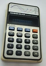Calculatrice Casio Vintage Calculator BIOLATOR rare 1 Digit HS FX