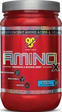 BSN Amino X Intra-Workout, Blue Raz, 435 g