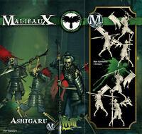 Malifaux: Resurrectionists Ashigaru (3 pack) WYR 20221