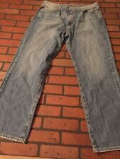 Lucky Brand Women's Jeans Size 38 Dungarees Blue Denim Boot cut