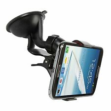 Mediabridge Smartphone Car Cradle - Windshield Car Mount for Samsung Galaxy Note