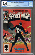 Marvel Super Heroes Secret Wars #8  CGC 9.4