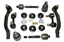 Suspension & Steering Lower Ball Joints Tie Rods Inner Outer Front Sway Bar Link
