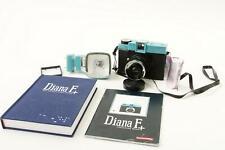 DIANA F+ lomography camera + flash + Book