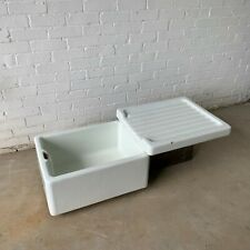 More details for reclaimed belfast butler sink with ceramic drainer