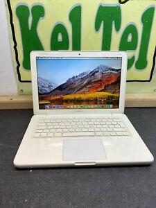 "Apple MacBook A1342 13.3"" H SIERRA 4GB RAM 500GB HDD READY TO USE LAPTOP USED 9C"