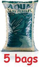 5 BAGS of CANNA Aqua Clay Balls 45L / Hydroton / Clay Pebbles / PICK UP ONLY