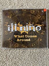 Ill Nino What Comes Around CD Single
