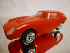 VINTAGE HONG KONG ALFA ROMEO TZ?? - FRICTION - RED L15.0cm RARE - NICE CONDITION