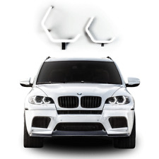 BMW X5 E70 (2007 - 2013) ICONIC LIGHTS KIT + NEW HEADLIGHT LENS COVERS