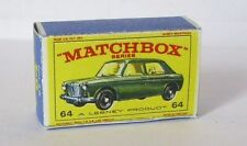 Repro box Matchbox 1:75 nº 64 m.g.1100