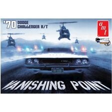 "AMT 1 25 Scale ""1970 Dodge Challenger R/t From Vanishing Point"" Model Kit"