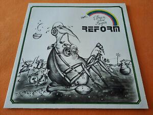 Reform Uhren ohne Zeiger LP Amiga 8 56 176 Blue Label 1985 DDR