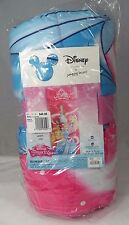 "New Disney Princess Sleeping Slumber Bag Comfortable Sleepover Fun 66 x 30"""
