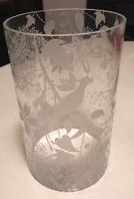 TORD BOONTJE Authentics 2005 RARA vetro CANDELA Shade scena MAGICO 18 cm H 11 cm D