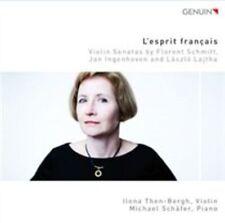 L'esprit français, New Music