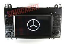 Autoradio Android 9 Stereo DVD Mercedes Classe A B W169 W245 W906 Sprinter Vito