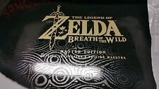 Legend Zelda BREATH OF THE WILD Master Edition Set Nintendo Switch sword&case+