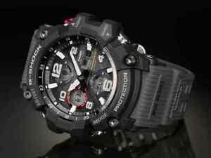 Casio G-Shock GSG100-1A8 Mudmaster Genuine Watch