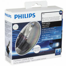Philips XtremeVision LED Fog Light Bulb 12834UNIX2 for H11/H8/H16 LED Fog df