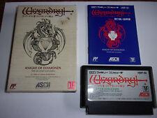 Wizardry 2: Knight of Diamonds - Nintendo Famicom