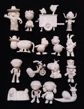 16 Raro Conjunto Completo ✱ mágic rotonda ✱ Dunkin figuras Premium KAUGUMMIFIGUREN