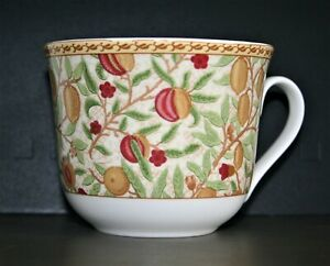Roy Kirkham Classic Collection Breakfast Cup 'Pomegranate 'Fine Bone China