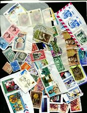 worldwide, foreign, mixture, lot kiloware 15 ozs mint, used on and off paper