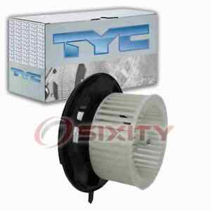 TYC Front HVAC Blower Motor for 2011-2017 BMW X3 Heating Air Conditioning zh