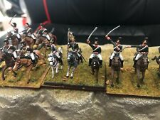 "1/72 20mm Painted Napoleonic Wars ""Russian Dragoons"" 1807-1815"