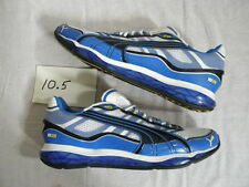 Puma Cell Voltra white royal blue navy yellow ronnie fieg size 10.5 DS NEW NWOB