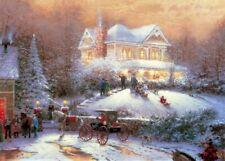 Thomas Kinkade Painter of Light Noël Victorien II 1000 pce Jigsaw Puzzle 2