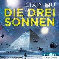 Die drei Sonnen von Cixin Liu (2016)